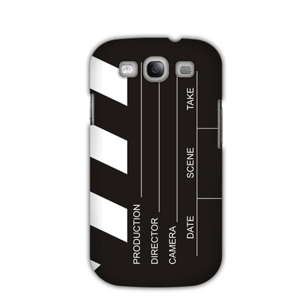 Imagem - Capa Galaxy S3 - Claquete Hollywood cód: AD23