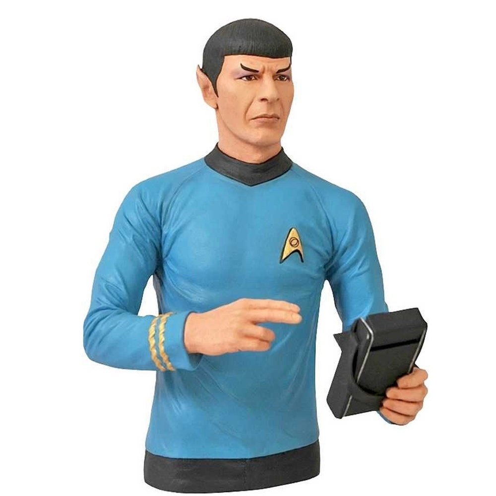 Imagem - Spock - Cofre Star Trek - Diamond  cód: CF43