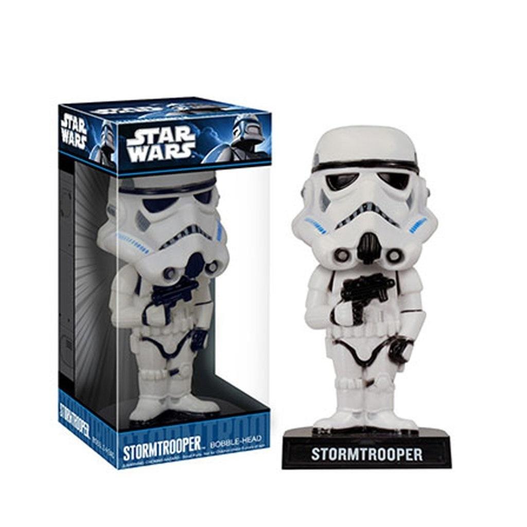 Imagem - Stormtrooper Imperial - Bobble Head Star Wars - Funko Wacky Wobbler cód: CE3