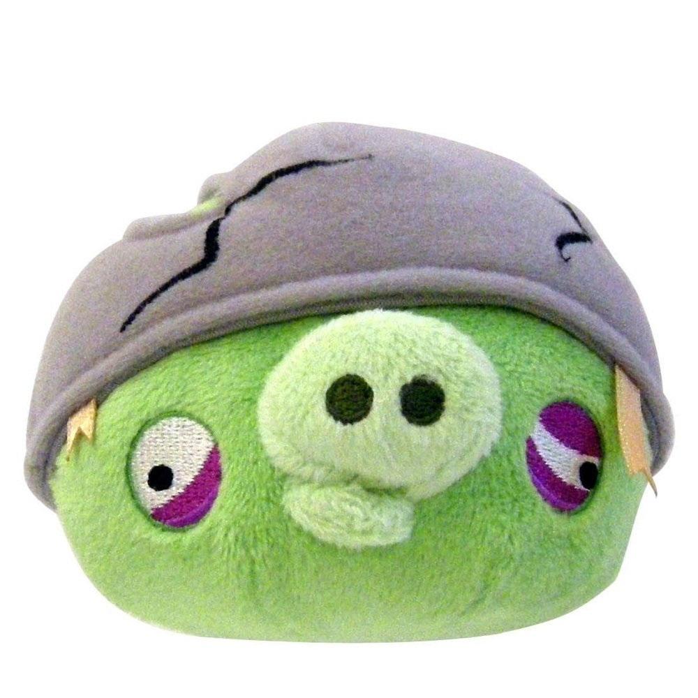 Imagem - Pelúcia Angry Birds - Pig / Porco Verde cód: CD20