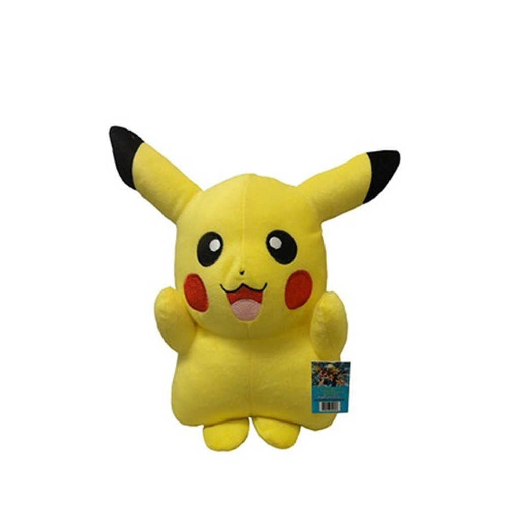 Imagem - Pikachu - Pelúcia Pokemon - Pequeno cód: CD14