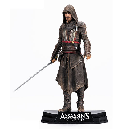 Imagem - Aguilar - Action Figure Assassin's Creed Movie - Color Tops McFarlane Toys cód: CB166
