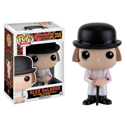 Imagem - Alex DeLarge - Funko Pop Movies Clockwork Orange cód: CC177