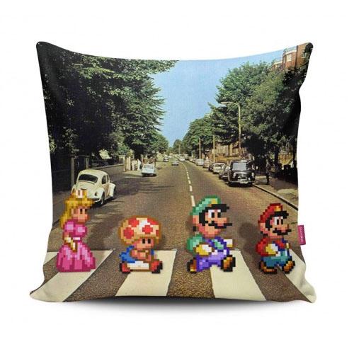 Imagem - Almofada Mario Bros - Abbey Road cód: GE78
