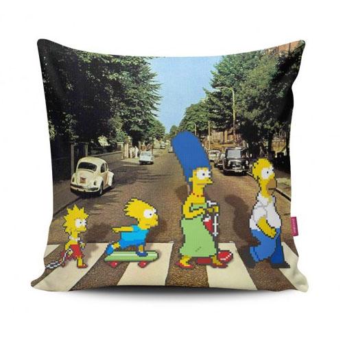 Imagem - Almofada Simpsons - Abbey Road cód: GE79