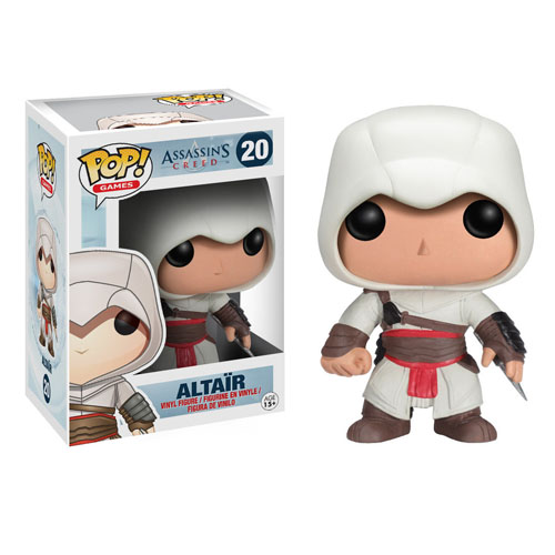 Imagem - Altair - Funko Pop Assassin's Creed cód: CC96