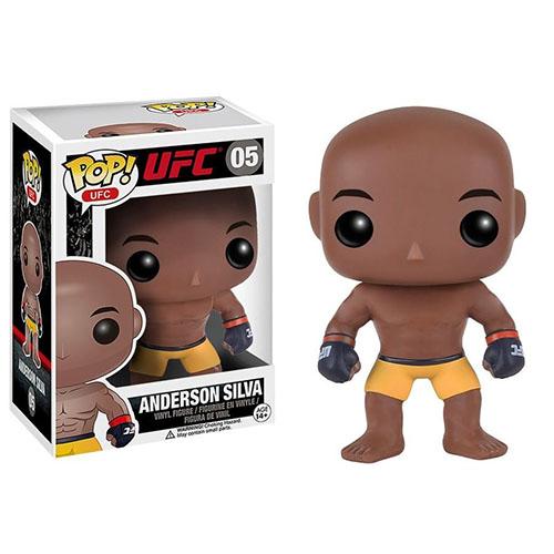 Imagem - Anderson Silva - Funko Pop UFC cód: CC280