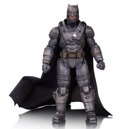 Imagem - Armored Batman - Action Figure Batman vs Superman - DC Collectibles cód: CB164