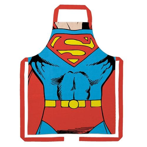 Imagem - Avental Body Superman / Super-Homem (Corpo) - DC Comics cód: VC10