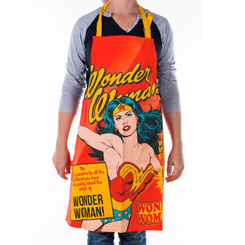 Imagem - Avental Mulher-Maravilha / Wonder Woman - DC Comics cód: VC8