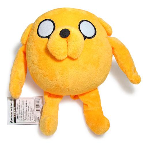 Imagem - Jake - Bola de Pelúcia Hora de Aventura / Adventure Time cód: CD40