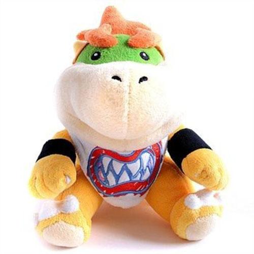 Imagem - Bowser Jr - Pelúcia Mario Bros cód: CD85