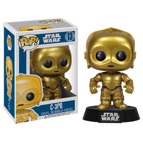Imagem - C-3PO / C3PO - Funko Pop Star Wars cód: CC29