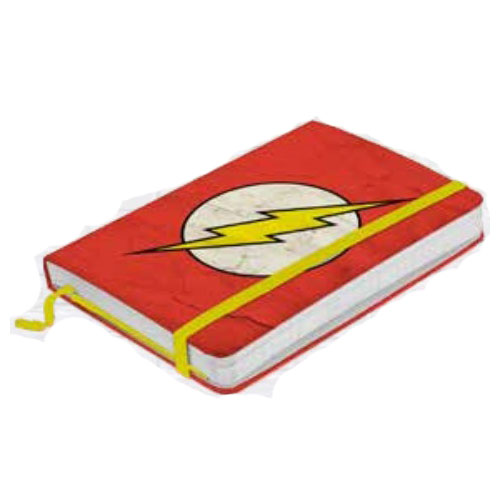 Imagem - Caderneta The Flash Logo - DC Comics cód: GF34