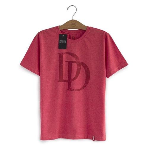Imagem - Camiseta Demolidor / Daredevil Logo - Marvel cód: VA158