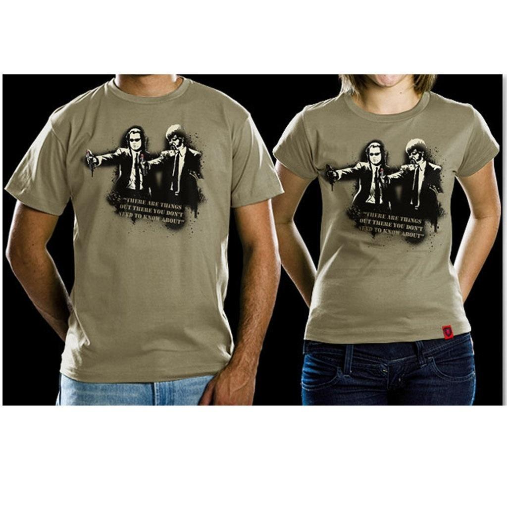 Imagem - Camiseta Mind Fiction Masculina cód: VA85