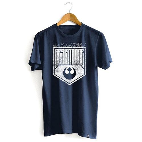 Imagem - Camiseta Star Wars - Resistance - O Despertar da Força cód: VA171