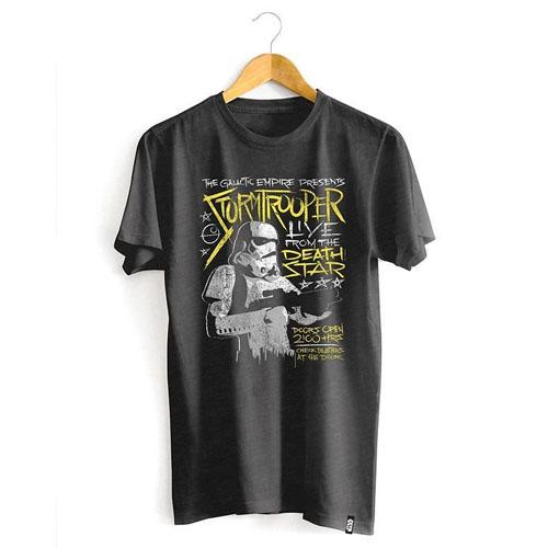Imagem - Camiseta Star Wars - Stormtrooper Rock Tour - VA179