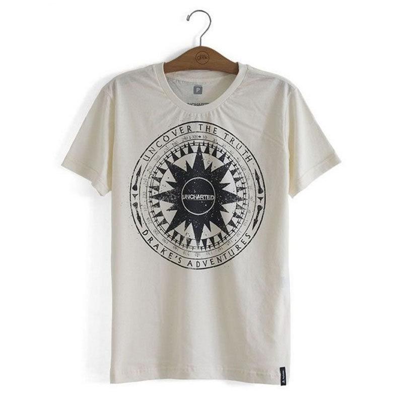 Imagem - Camiseta Uncharted - Masculina cód: VA156