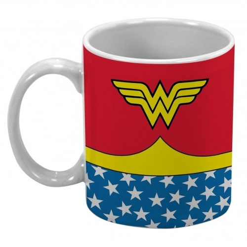 Imagem - Caneca Mulher-Maravilha / Wonder Woman Logo - DC Comics cód: GC46