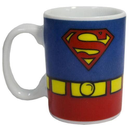 Imagem - Caneca Mini - Super-Homem / Superman Body - DC Comics cód: GC62