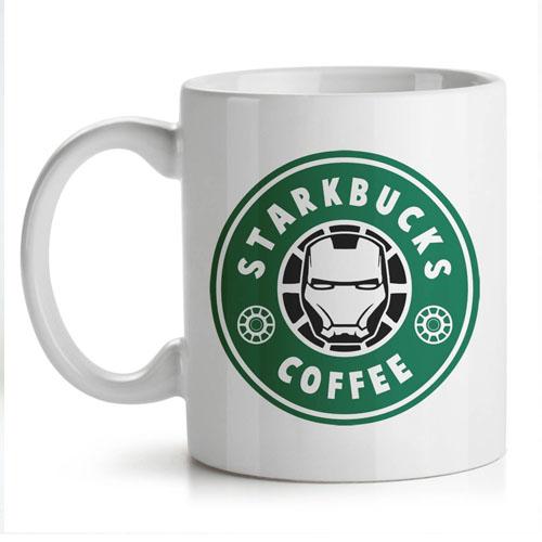 Imagem - Caneca Stark Coffee cód: GC34