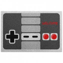 Imagem - Capacho de Vinil Gamer Joystick / Controle Retrô NES cód: GB36