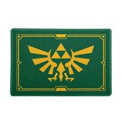 Imagem - Capacho de Vinil Magia Antiga Gamer - Triforce Zelda cód: GB40