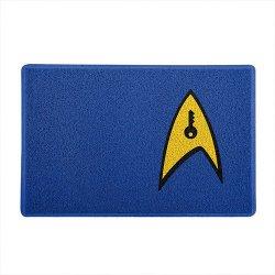 Imagem - Capacho de Vinil Star Home - Star Trek cód: GB42