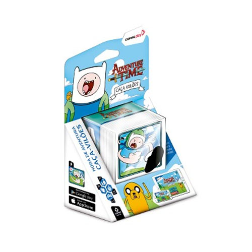 Imagem - Card Game Caça-Vilões Hora da Aventura / Adventure Time - Copag cód: JB28
