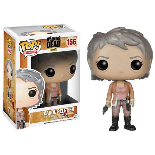 Imagem - Carol Peletier - Funko Pop The Walking Dead cód: CC134