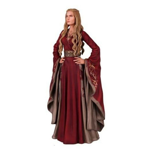 Imagem - Cersei Baratheon - Estátua Game of Thrones - Dark Horse cód: CF142
