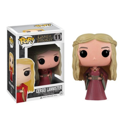 Imagem - Cersei Lannister - Funko Pop Game of Thrones cód: CC90