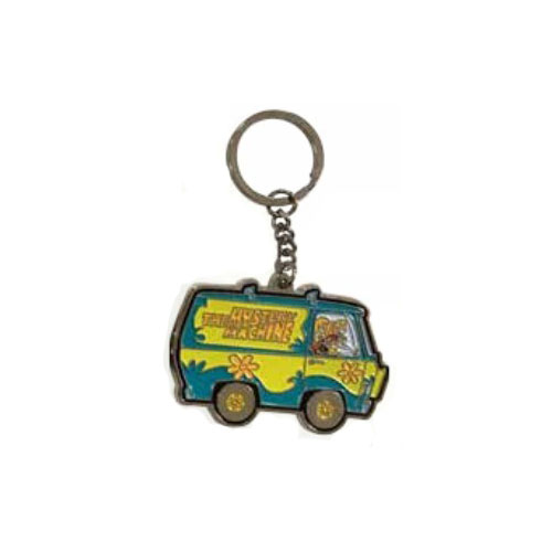 Imagem - Chaveiro Scooby Doo The Mystery Machine - Hanna-Barbera cód: AB49