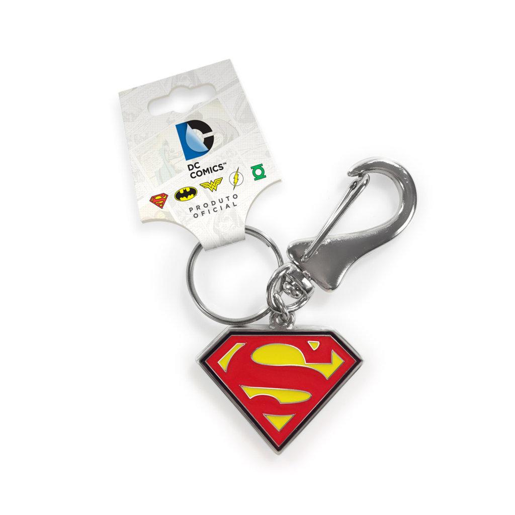 Imagem - Chaveiro Super-Homem / Superman Logo - DC Comics cód: AB17