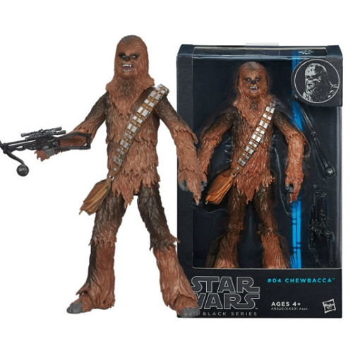 Imagem - Chewbacca - Action Figure Star Wars Black Series - Hasbro cód: CB82