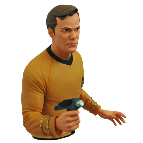 Imagem - Capitão Kirk - Cofre Star Trek - Diamond Select cód: CF54
