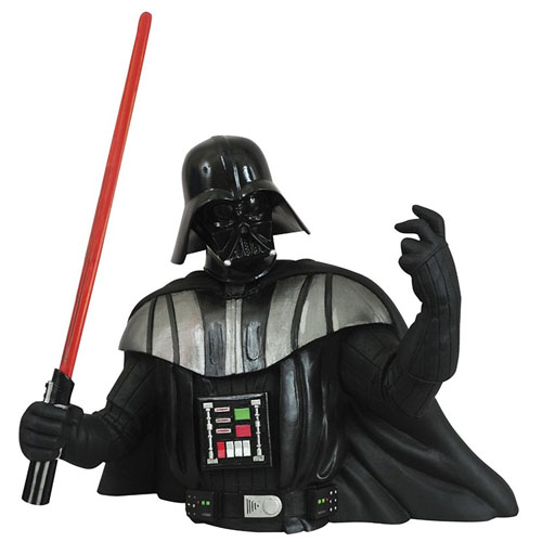 Imagem - Darth Vader - Cofre Star Wars - Diamond Select cód: CF83