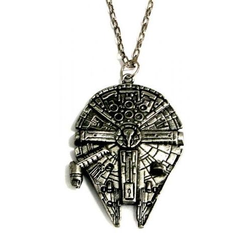 Imagem - Colar Millennium Falcon - Star Wars cód: AA119