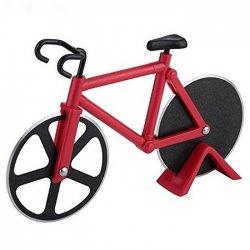 Imagem - Cortador de Pizza - Bicicleta Vermelha cód: GA148