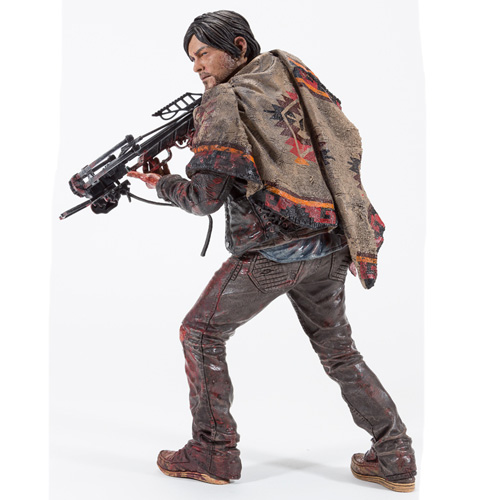 Imagem - Daryl Dixon Survivor Edition - Deluxe Action Figure The Walking Dead cód: CF65