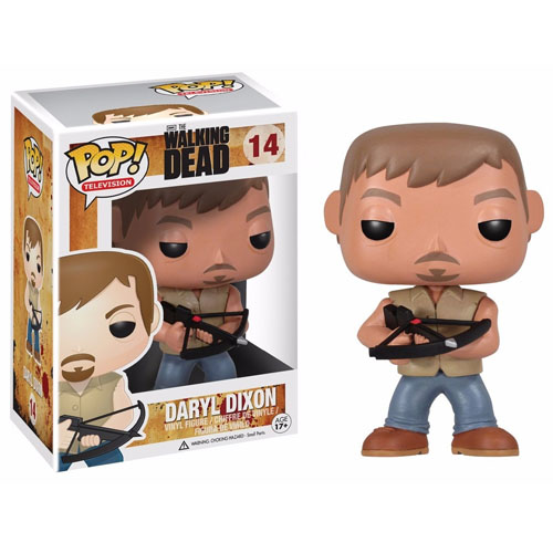Imagem - Daryl Dixon - Funko Pop The Walking Dead cód: CC106