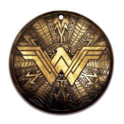 Imagem - Descanso Panela Wonder Woman Mulher-Maravilha DC Comics cód: SP09