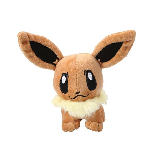 Imagem - Eevee - Pelúcia Pokémon cód: CD84
