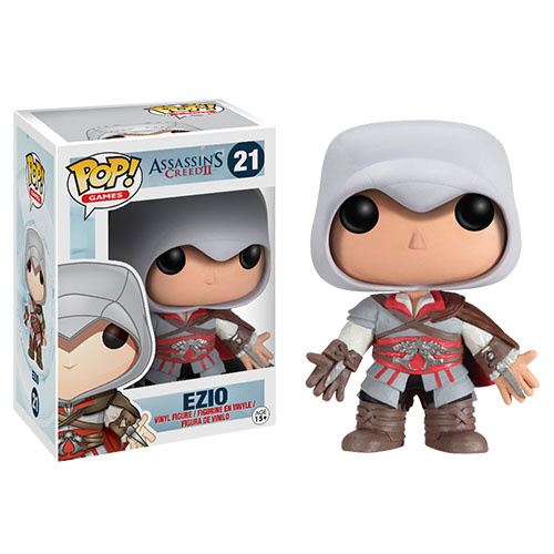 Imagem - Ezio Auditore - Funko Pop Assassin's Creed cód: CC97