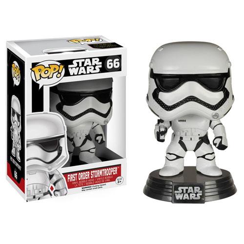 Imagem - First Order Stormtrooper - Funko Pop Star Wars The Force Awakens cód: CC79