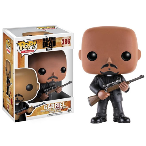 Imagem - Gabriel - Funko Pop The Walking Dead cód: CC165