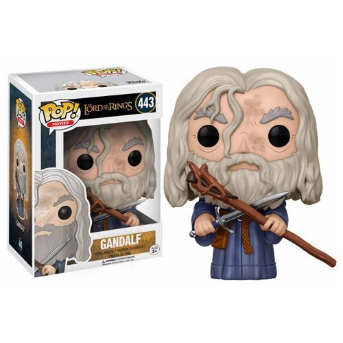 Imagem - Gandalf - Funko Pop Lord of the Rings / O Senhor dos Aneis cód: CC291