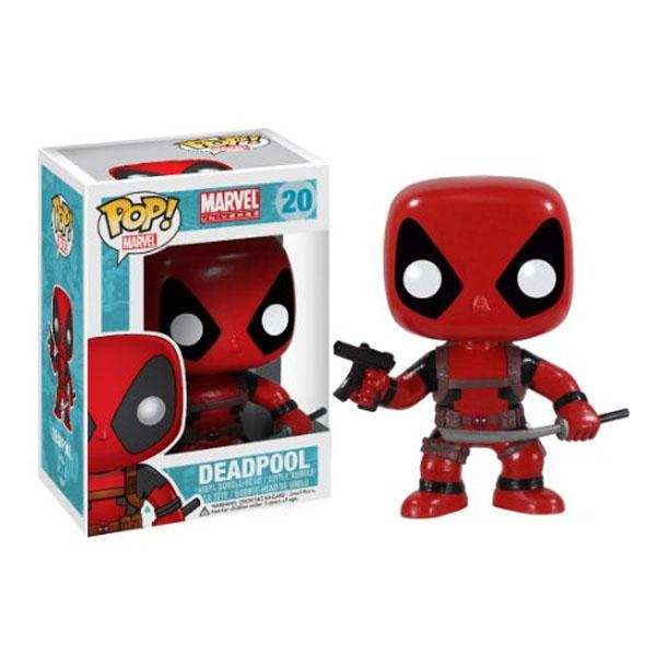 Imagem - Deadpool - Funko Pop Marvel Universe X-Men cód: CC53