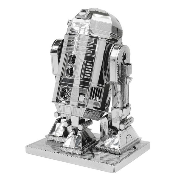 Imagem - R2-D2 - Miniatura para Montar Metal Earth - Star Wars cód: CF56